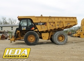 Used 2009 Caterpillar 773F For Sale