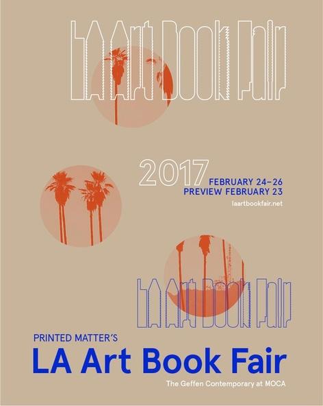 LA Art Book Fair 2017