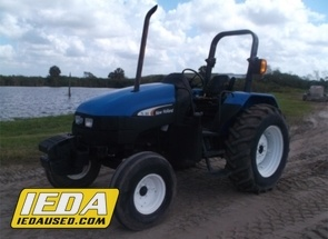 Used 2003 New Holland TL80 For Sale