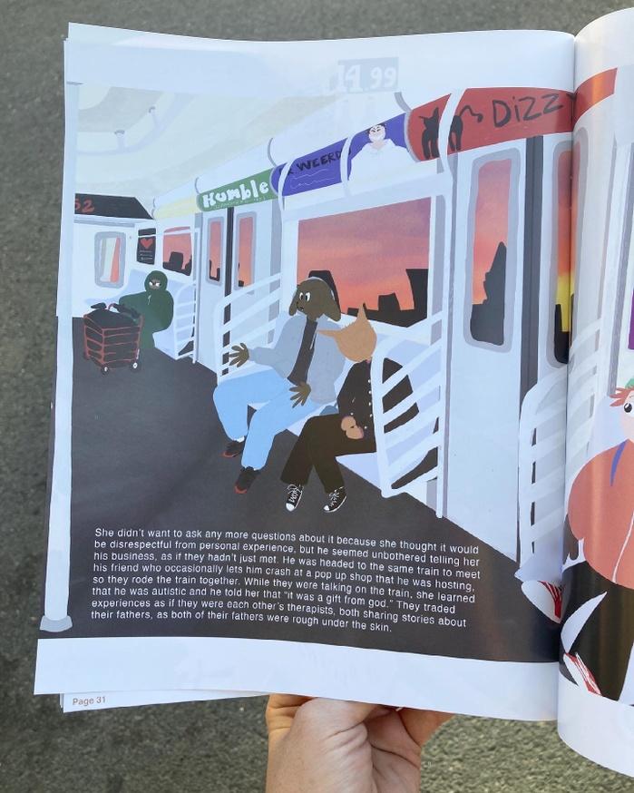 Mishou Magazine thumbnail 2