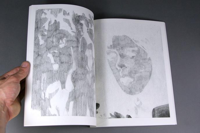 Anthony Cudahy : Drawings 2013-2014 thumbnail 4