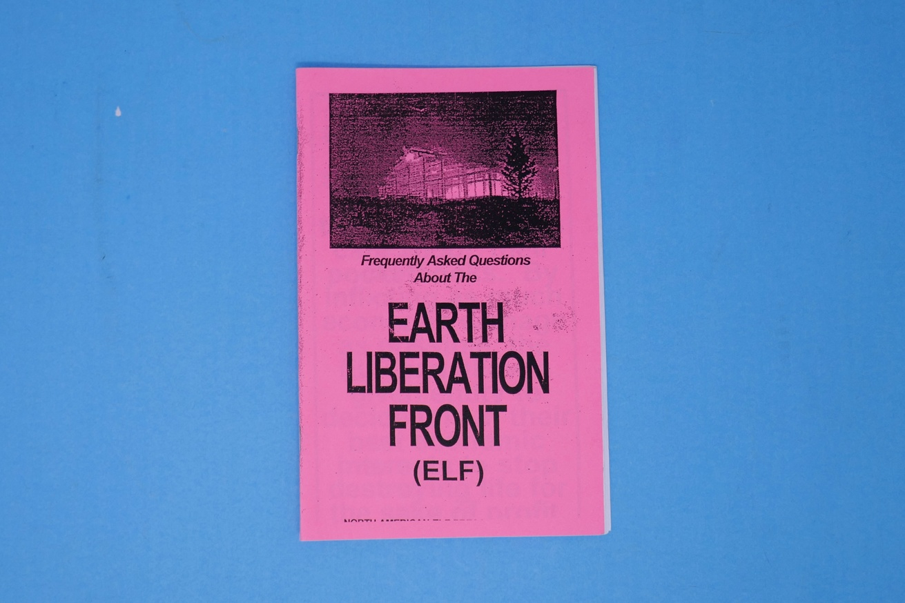 Frequently Asked Questions About the Earth Liberation Front (ELF) thumbnail 3