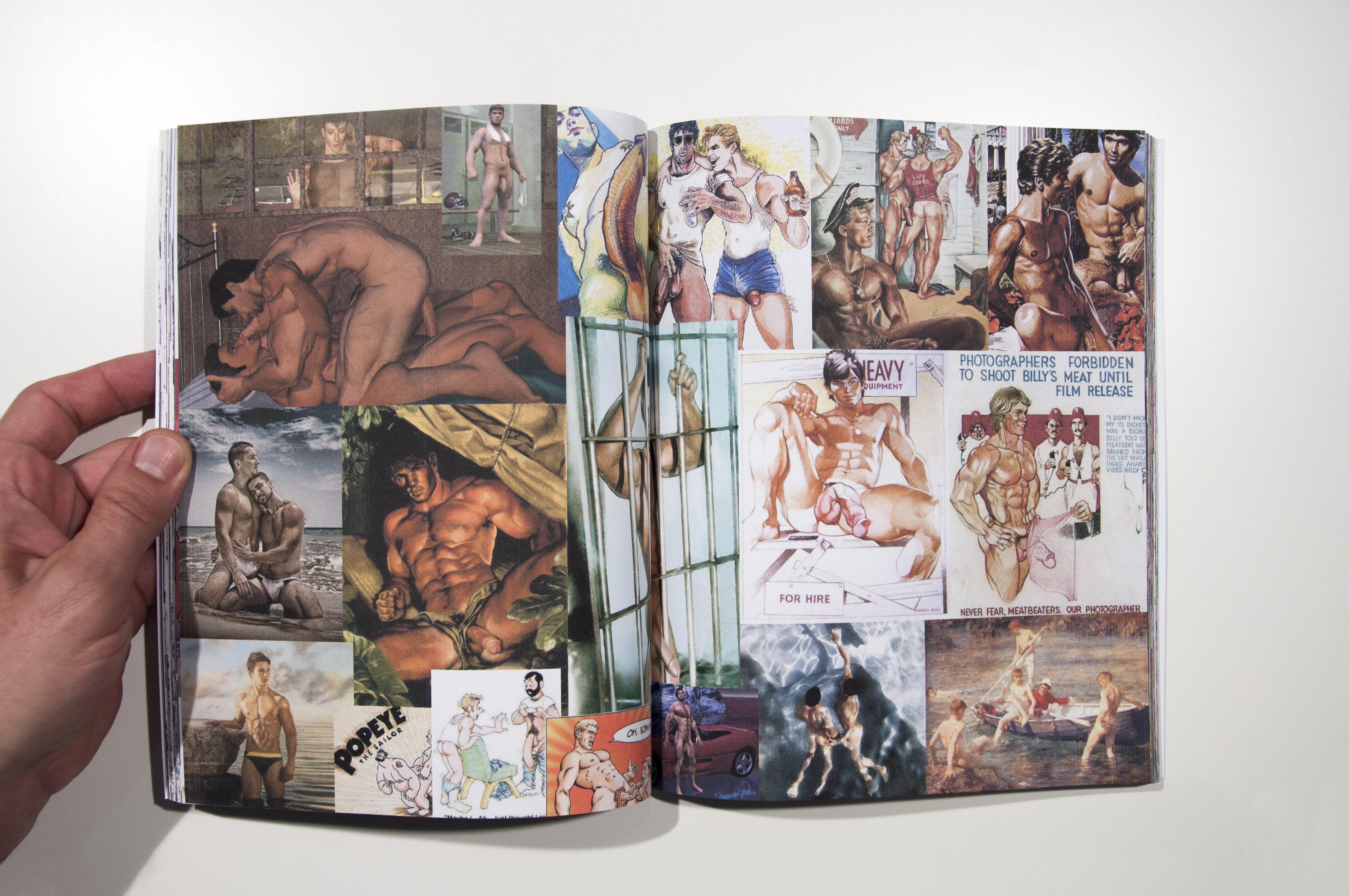 ... 1,200 Gay Illustrations Found on eBay and Printed in a Book thumbnail 3  ...