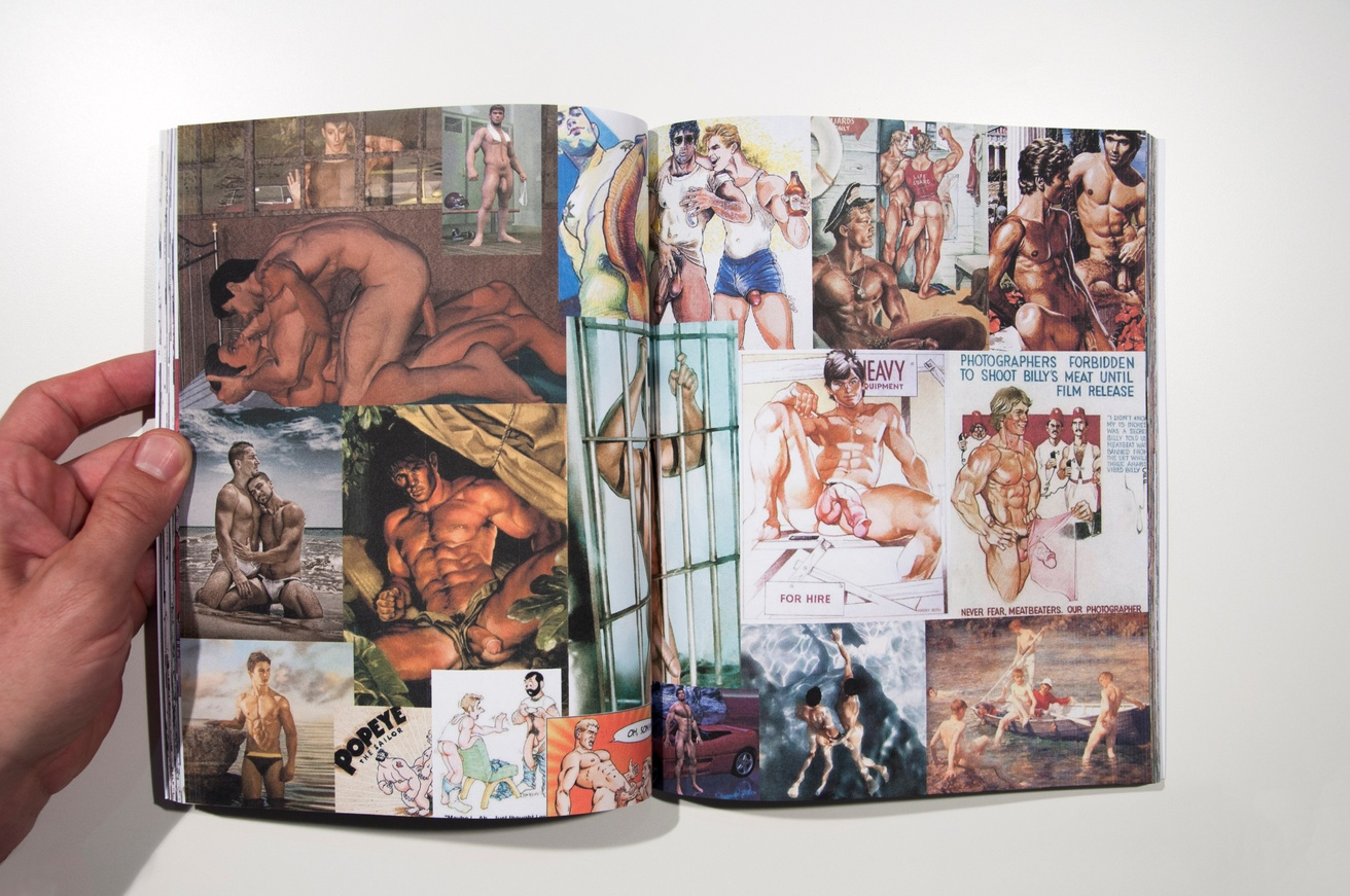 1,200 Gay Illustrations Found on eBay and Printed in a Book thumbnail 3