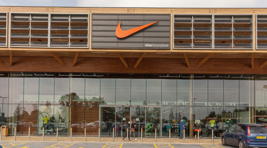 Nike Factory Store Edinburgh