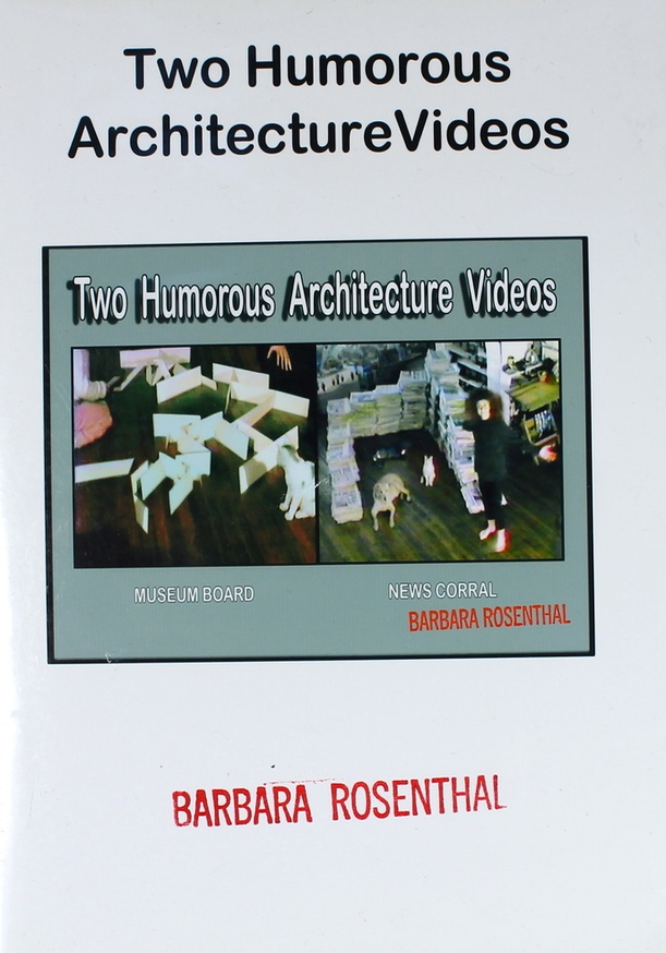 Two Humorous Architecture Videos: Museum Board & News Corral