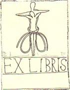 Bookplate, 1991