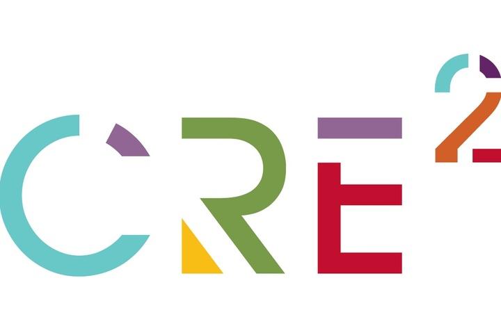 CRE2 logo