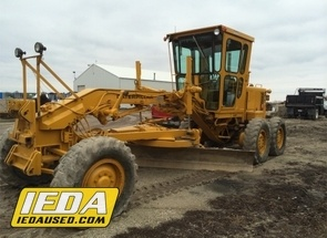 Used 1977 Caterpillar 120G For Sale