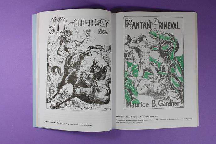 The Tattooed Dragon Meets the Wolfman : Lenny Kaye's Science Fiction Fanzines 1941-1970 thumbnail 4