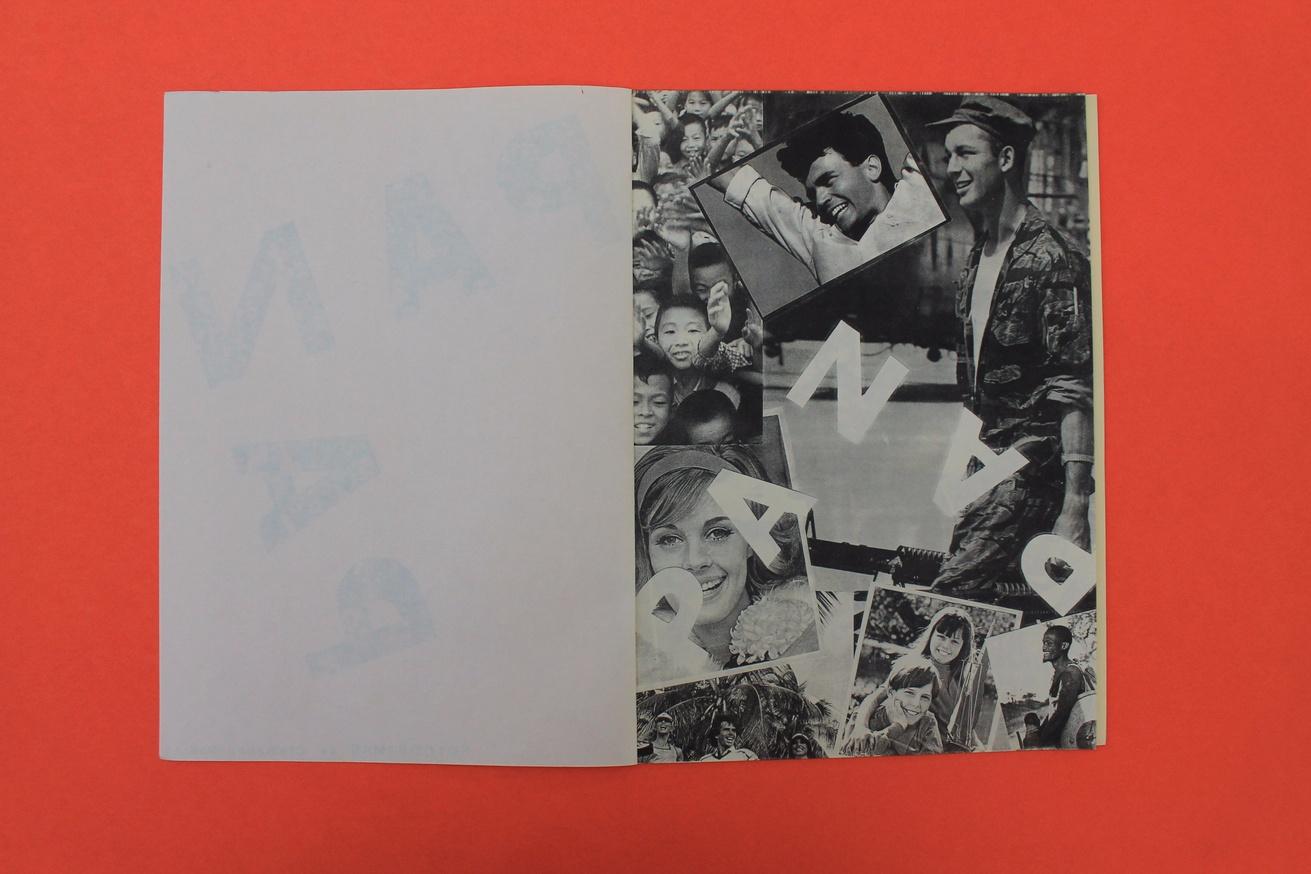 Clemente Padín - PAN PAZ : Fotogramas - Printed Matter