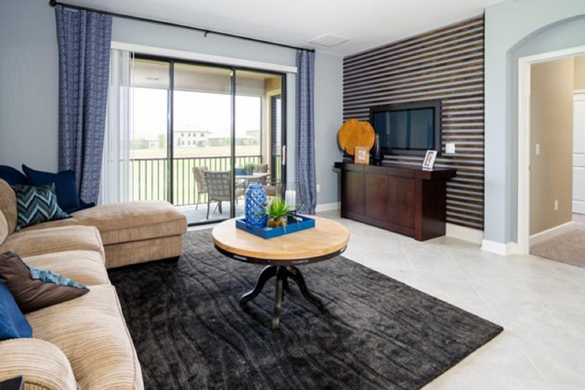Apartment Modern 3 Bedroom Condo At Champions Gate  Orlando  photo 24737668