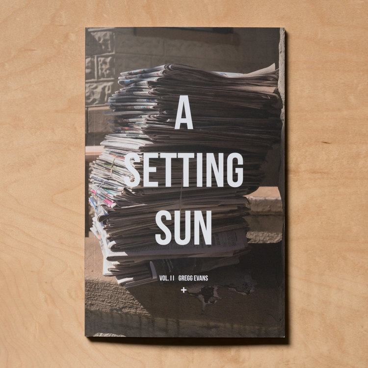 A Setting Sun, Vol. 2