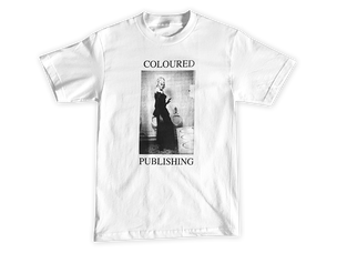 "Coloured Publishing Icon ""RU"" T-Shirt [Large]"