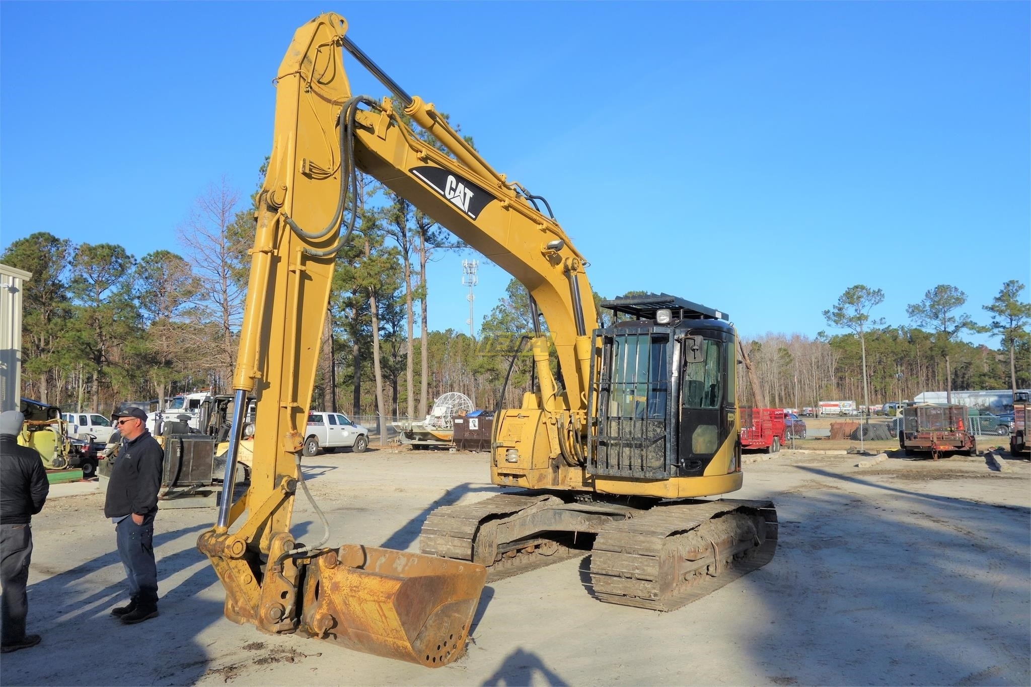Used 2006 Caterpillar 314C LCR For Sale