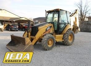 Used 2006 Caterpillar 420E For Sale