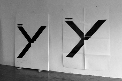 Announcing The 2019 Wade Guyton Fundraising Edition