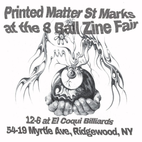 Printed Matter / St Marks at 8Ball