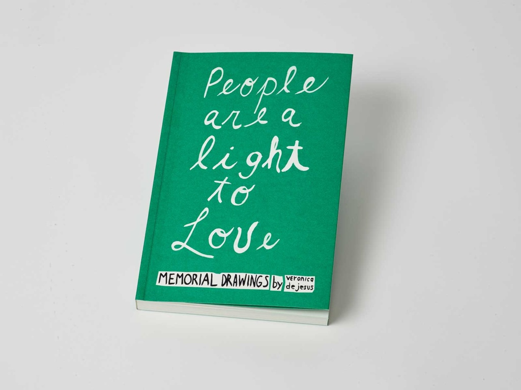 People Are a Light to Love: Memorial Drawings 2004-2016