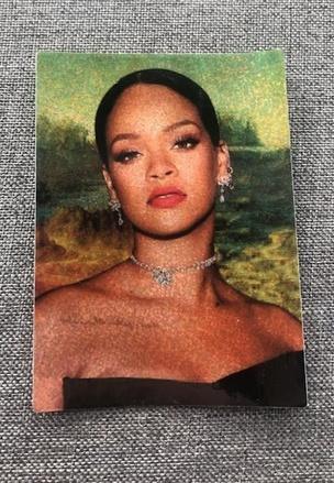 Rihanna Lisa Vol. 2 Glitter Sticker