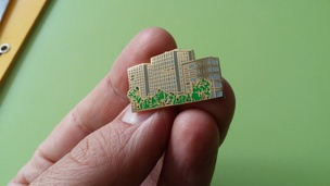 Building Pin