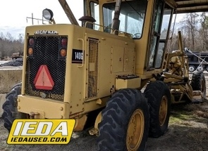 Used 1988 Caterpillar 140G For Sale