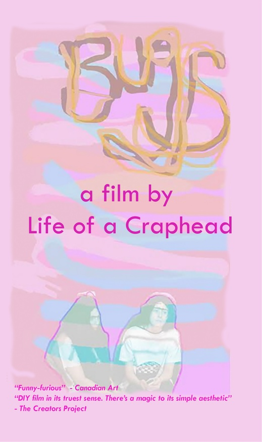 Bugs: A Film by Life of a Craphead DVD