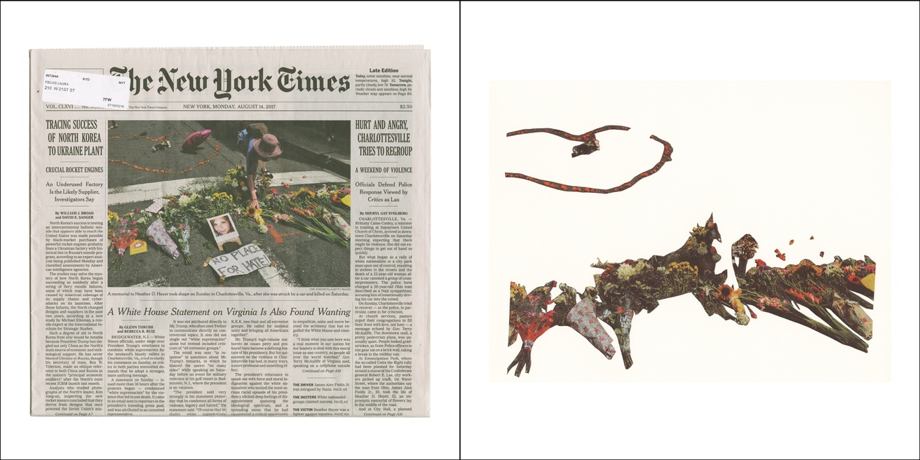 Front Pages with Pictures of Women and Flowers : The New York Times thumbnail 4