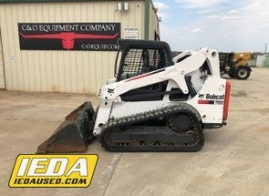 Used 2016 Bobcat T650 For Sale