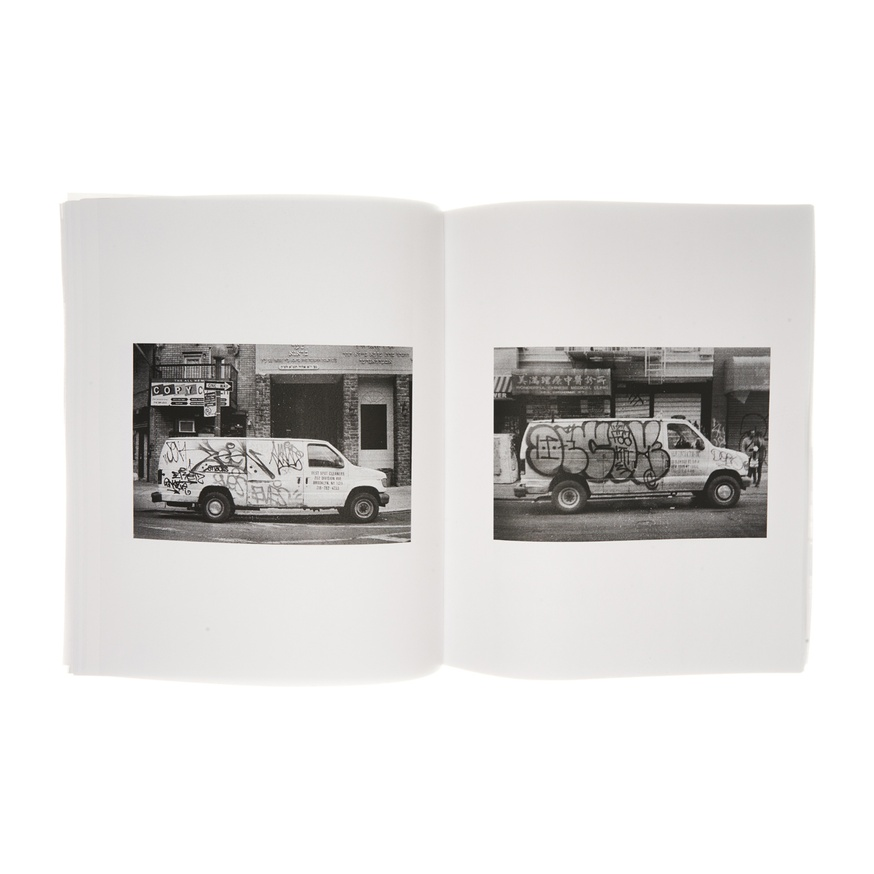 Photographs Of Tagged Delivery Vans  thumbnail 5