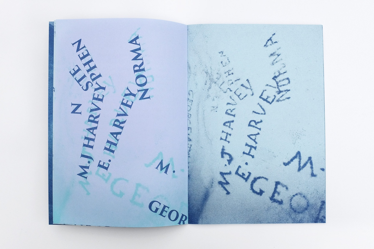 Issue #8: Names Written in Soot on the Ceiling of Gothic Avenue, Mammoth Cave, Kentucky thumbnail 5