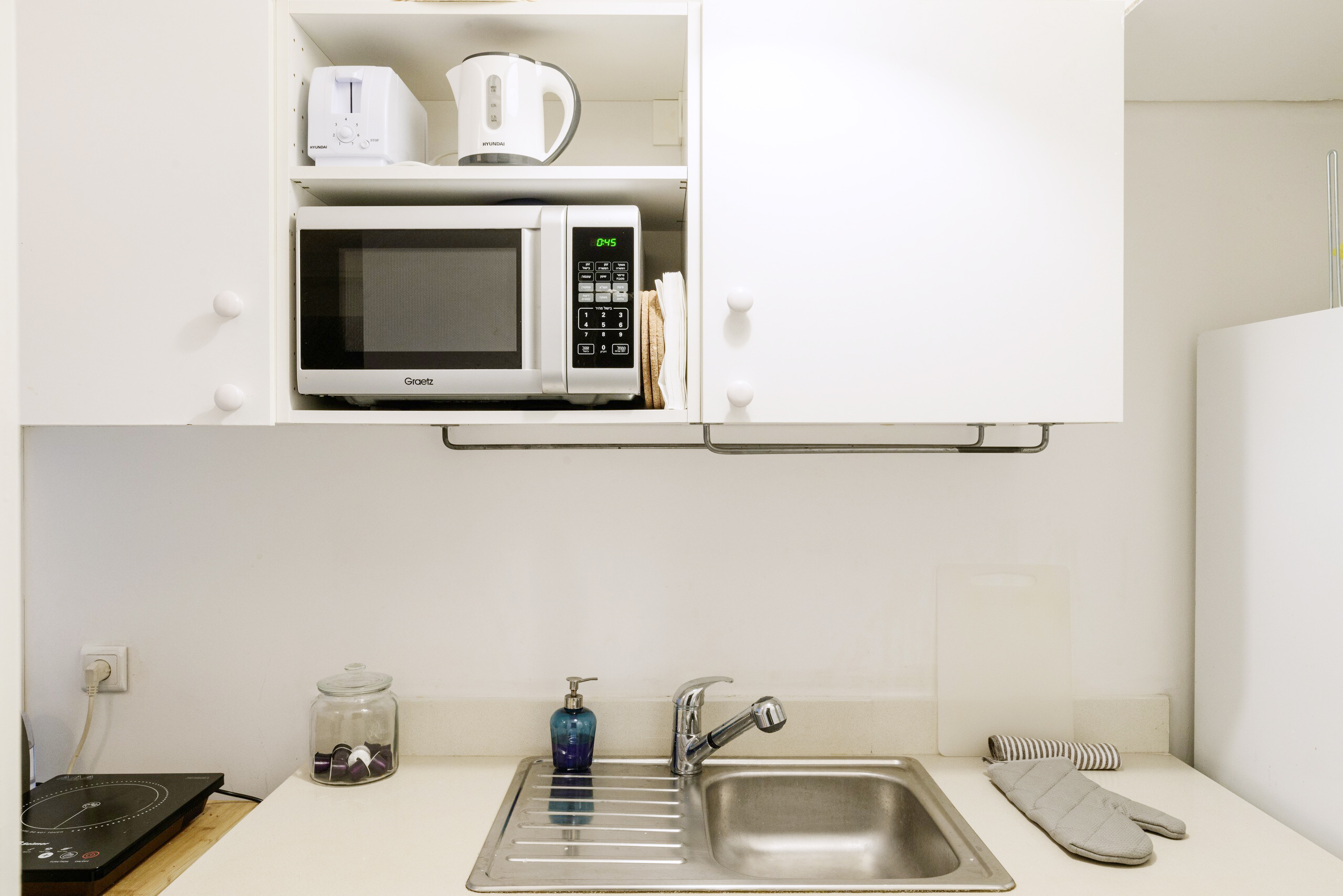 Apartment Sea View 2 bedroom apartment next to Hilton beach photo 21105493