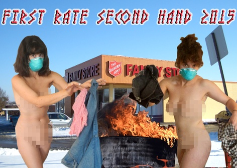 First Rate Second Hand 2015 - Calendar Launch