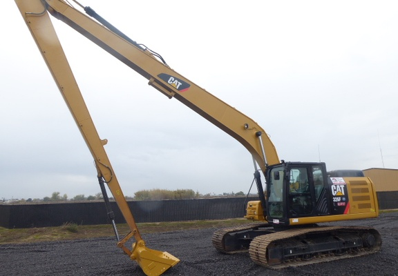 Used 2017 Caterpillar 326FL LR For Sale