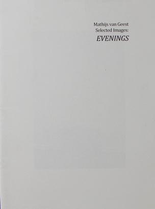 Selected Images : Evenings