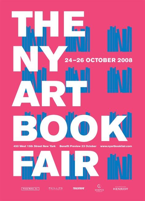 Printed Matter's 2008 NY Art Book Fair