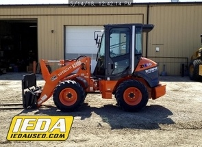 Used 2018 Hitachi ZW50 For Sale
