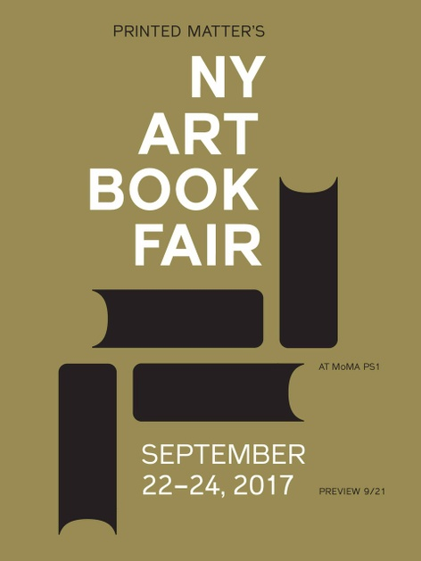 NY Art Book Fair 2017