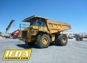 Used 2001 Caterpillar 773D For Sale