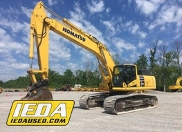 Used 2013 Komatsu PC490 LC-10 For Sale