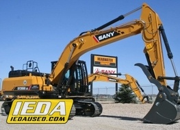 Used 2019 Sany SY265C LC For Sale