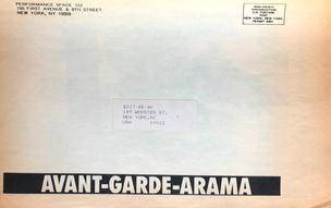 Avant-Garde-Arama: Avant-Garde-Arama Exposed