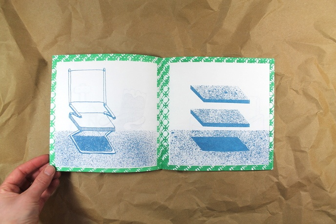 A Catalogue of Blue Chairs thumbnail 3