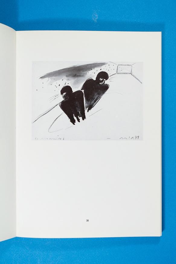 Zeichnungen und Aquarelle 1977-88