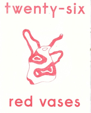 Twenty-six Red Vases