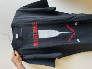 Bullet Space T-Shirt [two color]