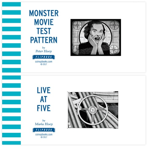 Monster Movie Test Pattern / Live at Five
