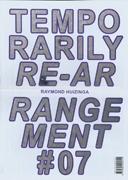 Temporarily Re-arrangement #07