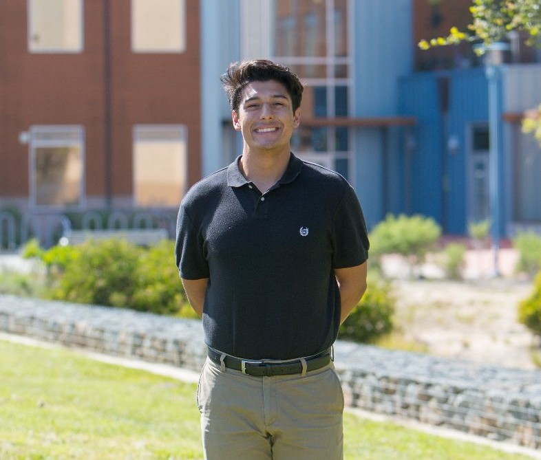 CSUMB's Bryan Sierra-Rivera Receives CSU Trustees' Award for Outstanding Ac