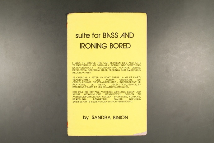 Suite for Bass and Ironing Bored thumbnail 7
